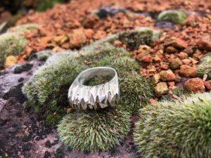'Oread' hegyi szikla gyűrű