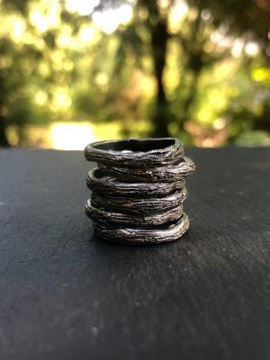 Fakéreg gyűrű 2-3 mm